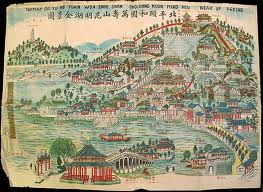 peking map