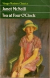 tea at four o'clock