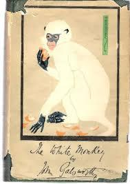 the white monkey