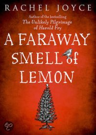 a faraway smell of lemon